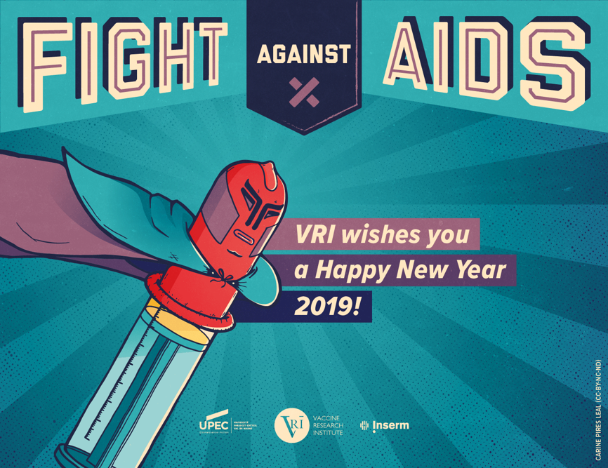 The VRI team wishes you an Happy New Year 2019